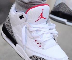 jordan, swag, and sneakers image