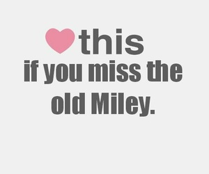 miley cyrus, heart, and old miley image