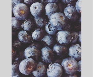ambition, berries, and blue image