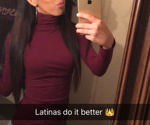 girls, latina, and Queen image