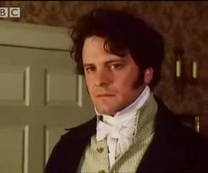 Colin Firth, elizabeth bennet, and jane austen image