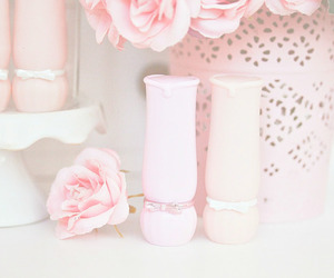 pastel, pink, and rose image