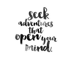quote, adventure, and pretty image