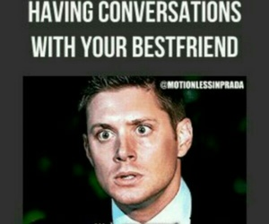 bff, dean, and funny image