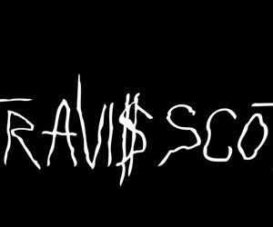 travis scott, music, and travis image
