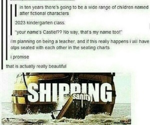 ship and funny image
