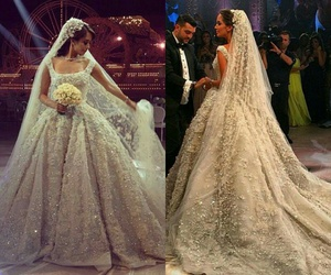 bride, lady, and lovely image