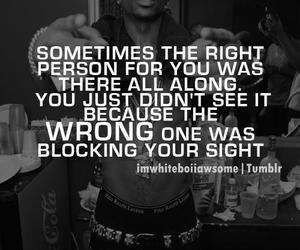 quote and big sean image