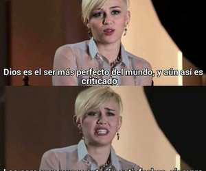 frases, miley, and miley cyrus image