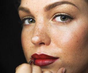 makeup, model, and make up image