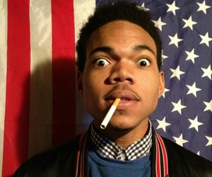 chance the rapper, chance, and music image