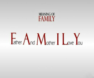 family, love, and father image