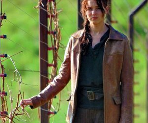 Jennifer Lawrence, katniss, and hunger games image