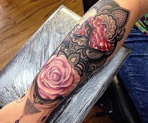 art and tattoo image