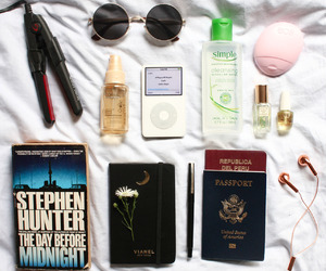 accesories, fashion, and travel image