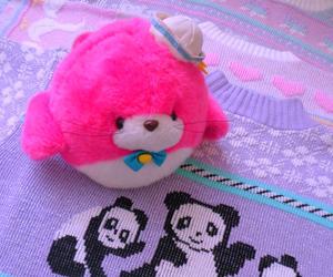 panda, cute, and sweet image