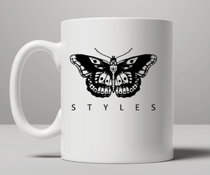 Harry Styles, butterfly, and styles image