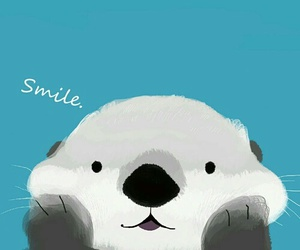 wallpaper, smile, and animal image