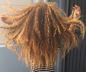 beautiful, hairgoals, and curls image