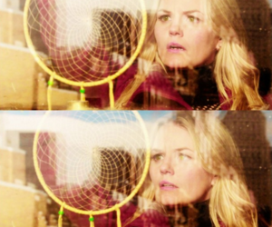 dream catcher, once upon a time, and emma swan image