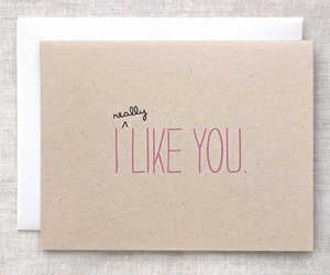 aww, i like you, and like image