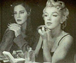 Marilyn Monroe and lana del rey image