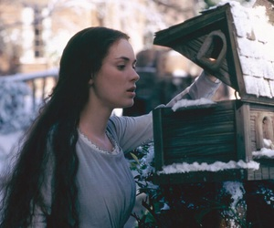 little women, winona ryder, and jo march image