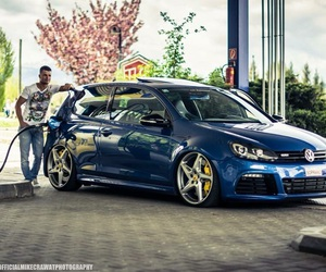 car, golf, and gti image