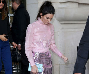 kendall jenner and outfit image