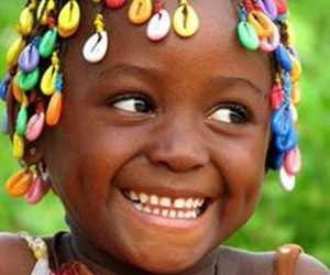 smile and child image