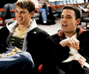 Ben Affleck, friends, and boys image