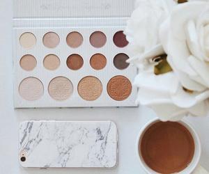 blush, eyeshadow, and fashion image