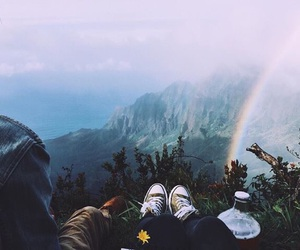 adventure, people, and pretty image