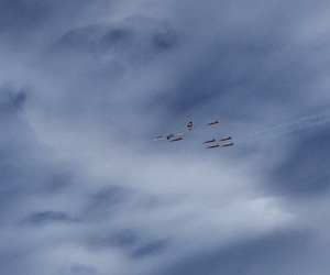 Airbus, formation, and patrouille suisse image