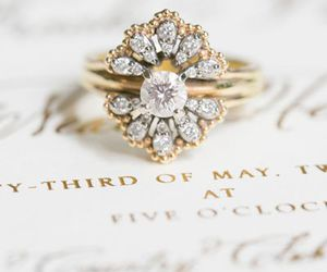 ring, accessories, and vintage image