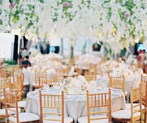 decoration, weddings, and wedding venue image