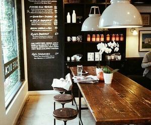 coffee, tumblr, and coffee shop image