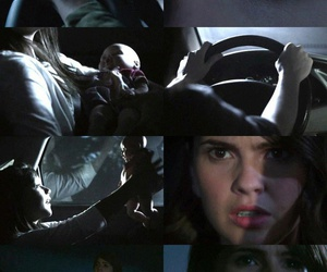 teen wolf, shelley hennig, and the desert wolf image