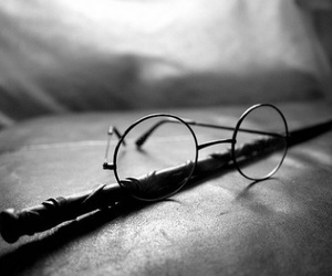 glasses, harrypotter, and ∞ image
