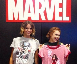 holland roden, teen wolf, and Marvel image