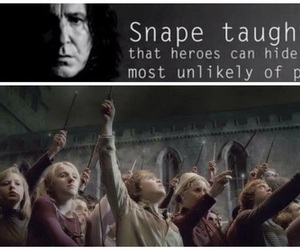 hp, quote, and severus image
