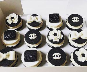 chanel and cupcake image