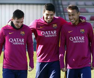 neymar, msn, and messi image