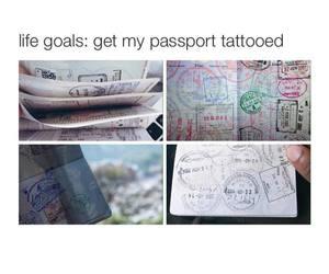 adventure, explore, and passport image