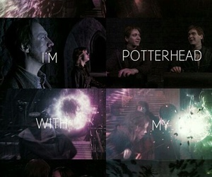 harry potter, potterhead, and hogwarts image