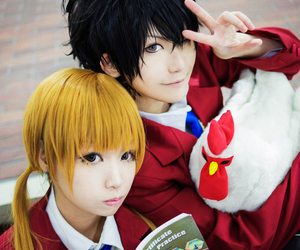 cosplay, tonari no kaibutsu-kun, and anime image