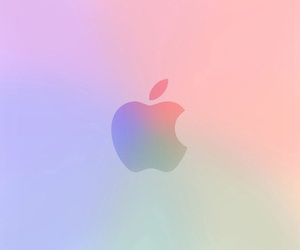 wallpaper and apple image
