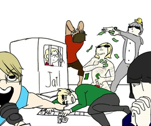 hetalia and monopoly image