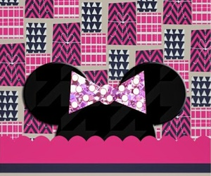 wallpaper, minnie, and cute image