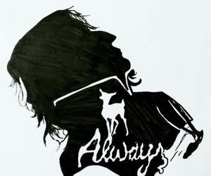 harry potter, snape, and alaa+adel+drawings image